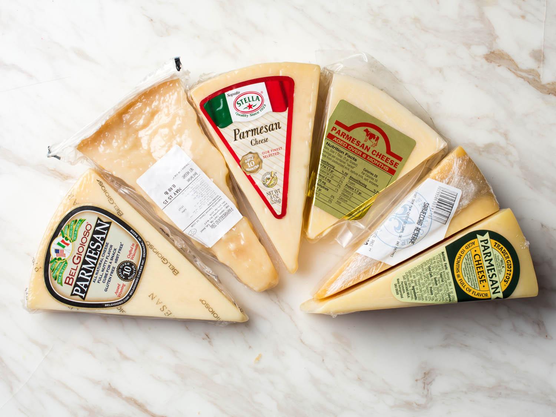 formaggi che utilizzano l'italian sounding nel nome